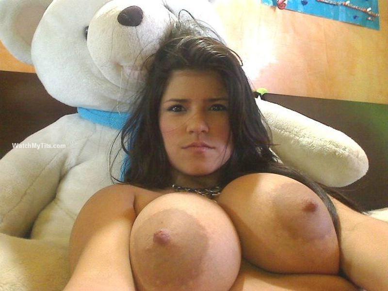 Puffy nips and hairy bush awesome 9